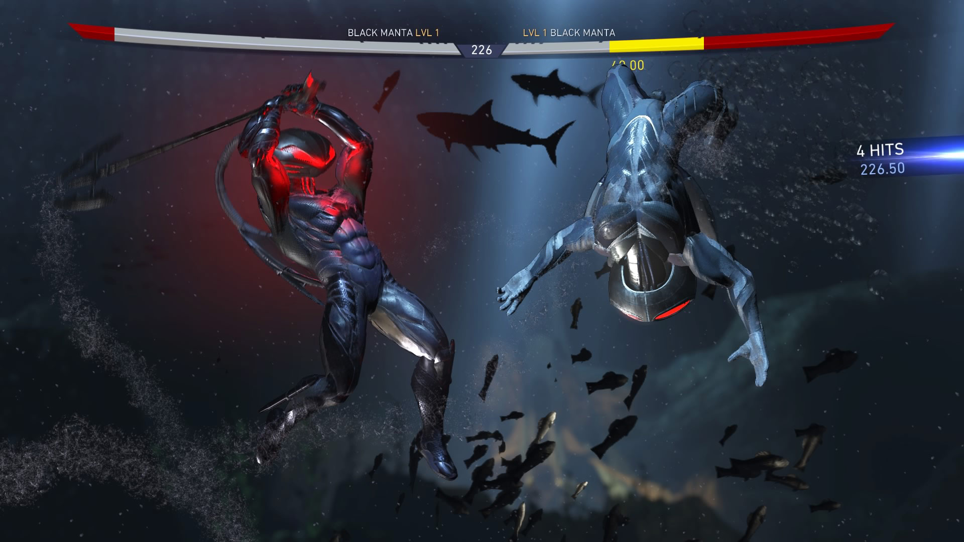 Black Manta screenshots in Injustice 2 7 out of 7 image gallery