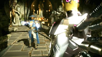 Raiden and Black Lightning in Injustice 2 image #1