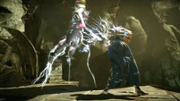 Raiden and Black Lightning in Injustice 2 image #2
