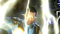 Raiden and Black Lightning in Injustice 2 image #3