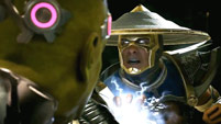 Raiden and Black Lightning in Injustice 2 image #5