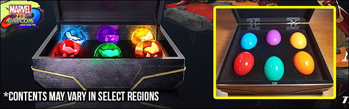 Capcom Infinite Special Collectors Edition Infinity Stones Are Very Much Not What Fans Expected