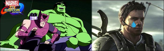 Capcom Blatantly Makes Fun Of Itself In Marvel Vs Capcom