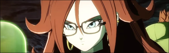 New dragon ball fighterz tokyo game show trailer provides first in game look at android 21 - Dragon ball z 21 ...