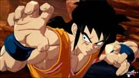 Yamcha and Tenshinhan Gameplay Trailer Gallery  out of 6 image gallery