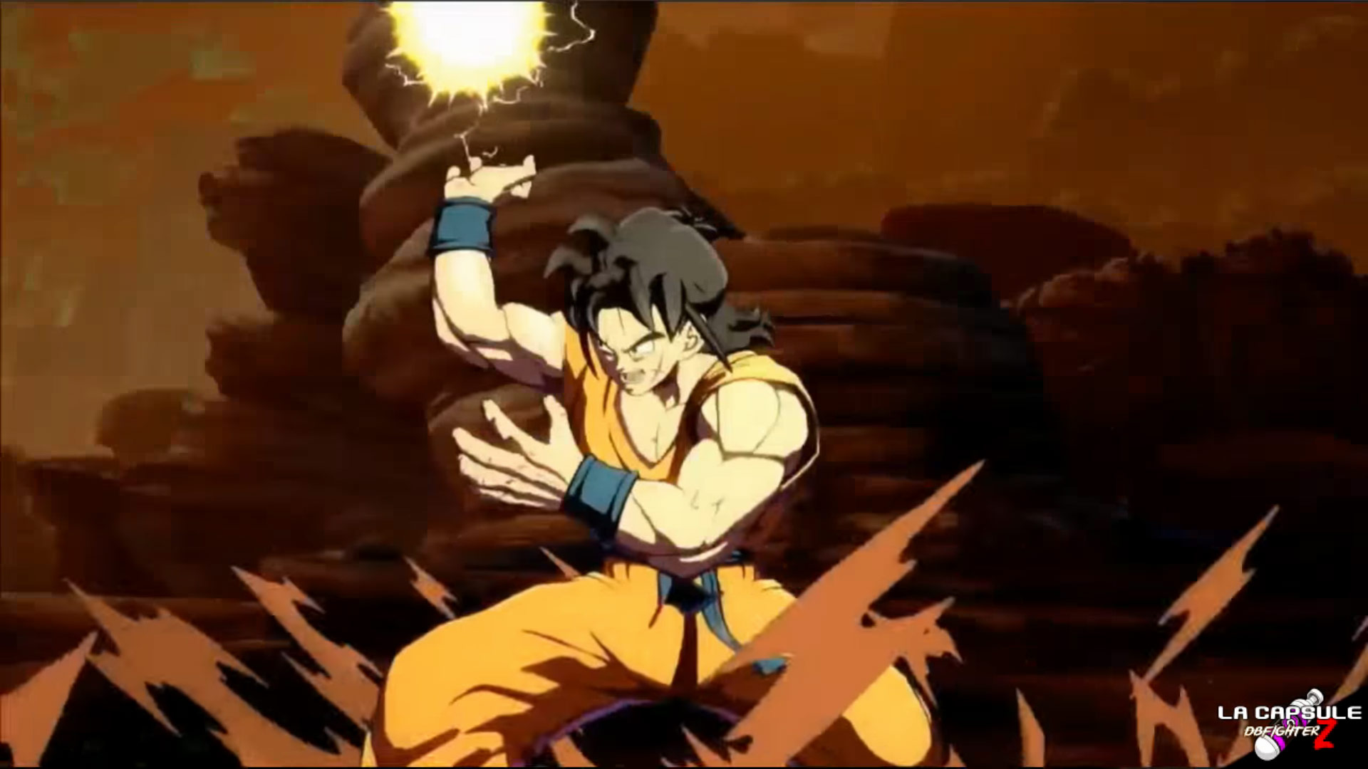 Yamcha and Tenshinhan Gameplay Trailer Gallery 3 out of 6 image gallery