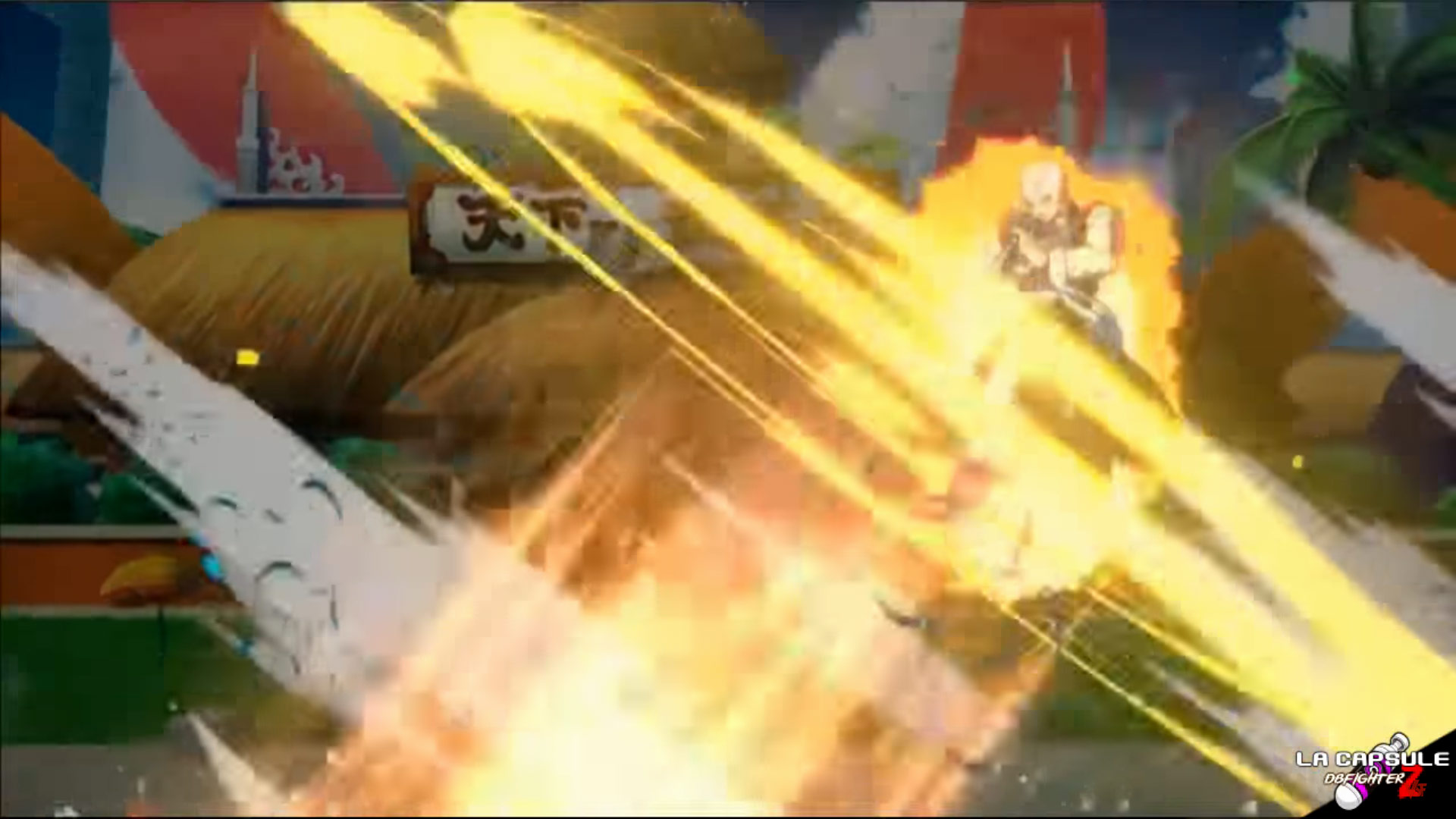 Yamcha and Tenshinhan Gameplay Trailer Gallery 6 out of 6 image gallery