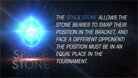 Space stone info and other stone locations for Marvel vs. Capcom: Infinite Battle for the Stones image #1