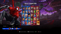 Superior Spider-Man costume Marvel vs. Capcom: Infinite image #1