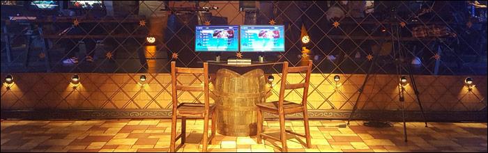 Dreamhack Montreal S Street Fighter 5 Stage Recreates Vega S
