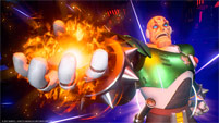 Black Panther and Sigma in Marvel vs. Capcom: Infinite image #5