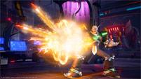 Black Panther and Sigma in Marvel vs. Capcom: Infinite image #6