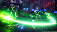 Black Panther and Sigma in Marvel vs. Capcom: Infinite image #7