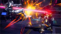 Black Panther and Sigma in Marvel vs. Capcom: Infinite image #8