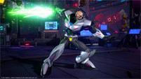 Black Panther and Sigma in Marvel vs. Capcom: Infinite image #10