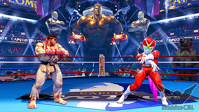 Street Fighter 5: Arcade Edition - Extra Battle screenshots 4 out of 4 image gallery