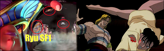 Did You Notice The Street Fighter 1 Ryu Image In The New Arcade Edition Trailer Bornfree Points Out A Few Things You May Have Missed