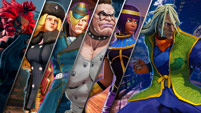 Zeku in Street Fighter 5 image #14