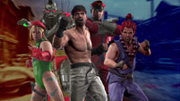 Street Fighter characters in Dead Rising's upcoming Capcom Heroes mode image #1
