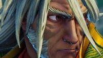 Zeku's Street Fighter 5 trading card image #1