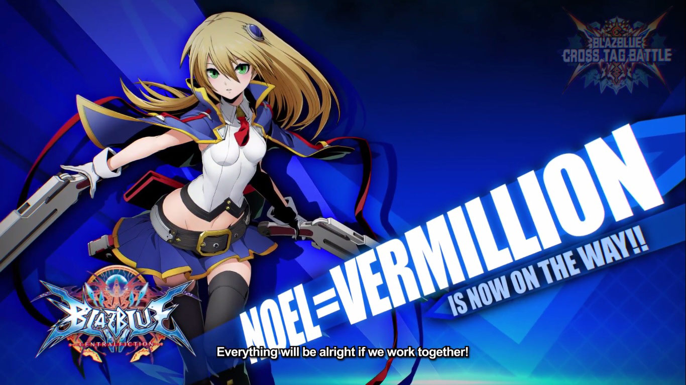 BlazBlue Cross Tag Battle new characters 1 out of 6 image gallery