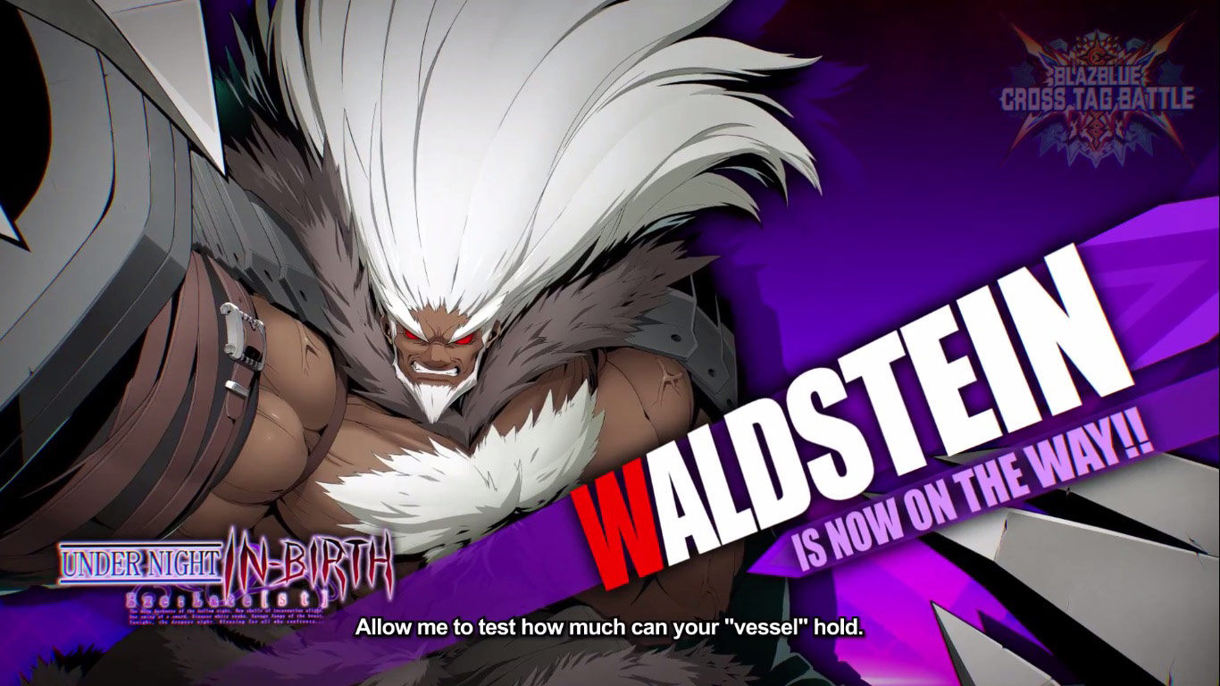 BlazBlue Cross Tag Battle new characters 5 out of 6 image gallery