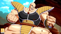 Nappa in Dragon Ball FighterZ image #1