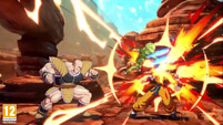 Nappa in Dragon Ball FighterZ image #4