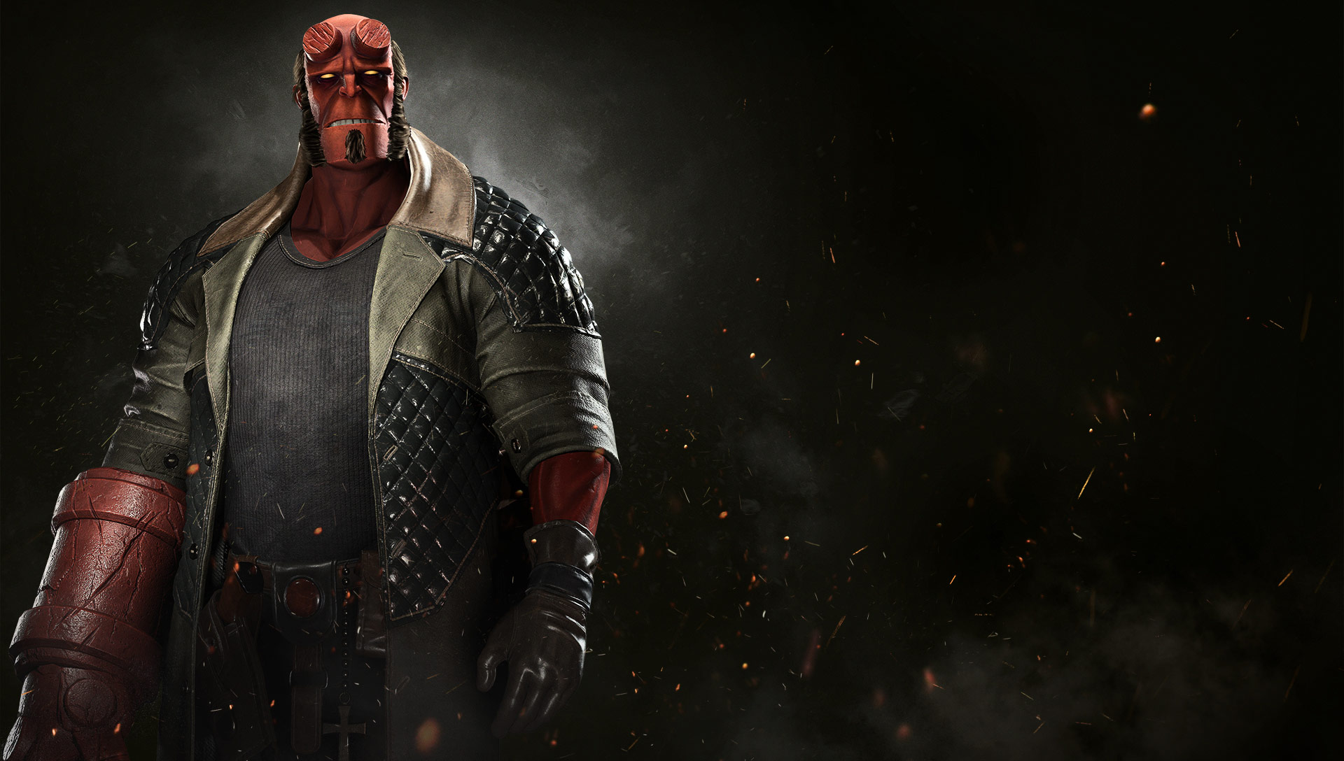 Hellboy in Injustice 2 1 out of 6 image gallery