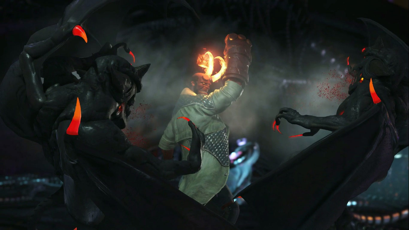 Hellboy in Injustice 2 6 out of 6 image gallery