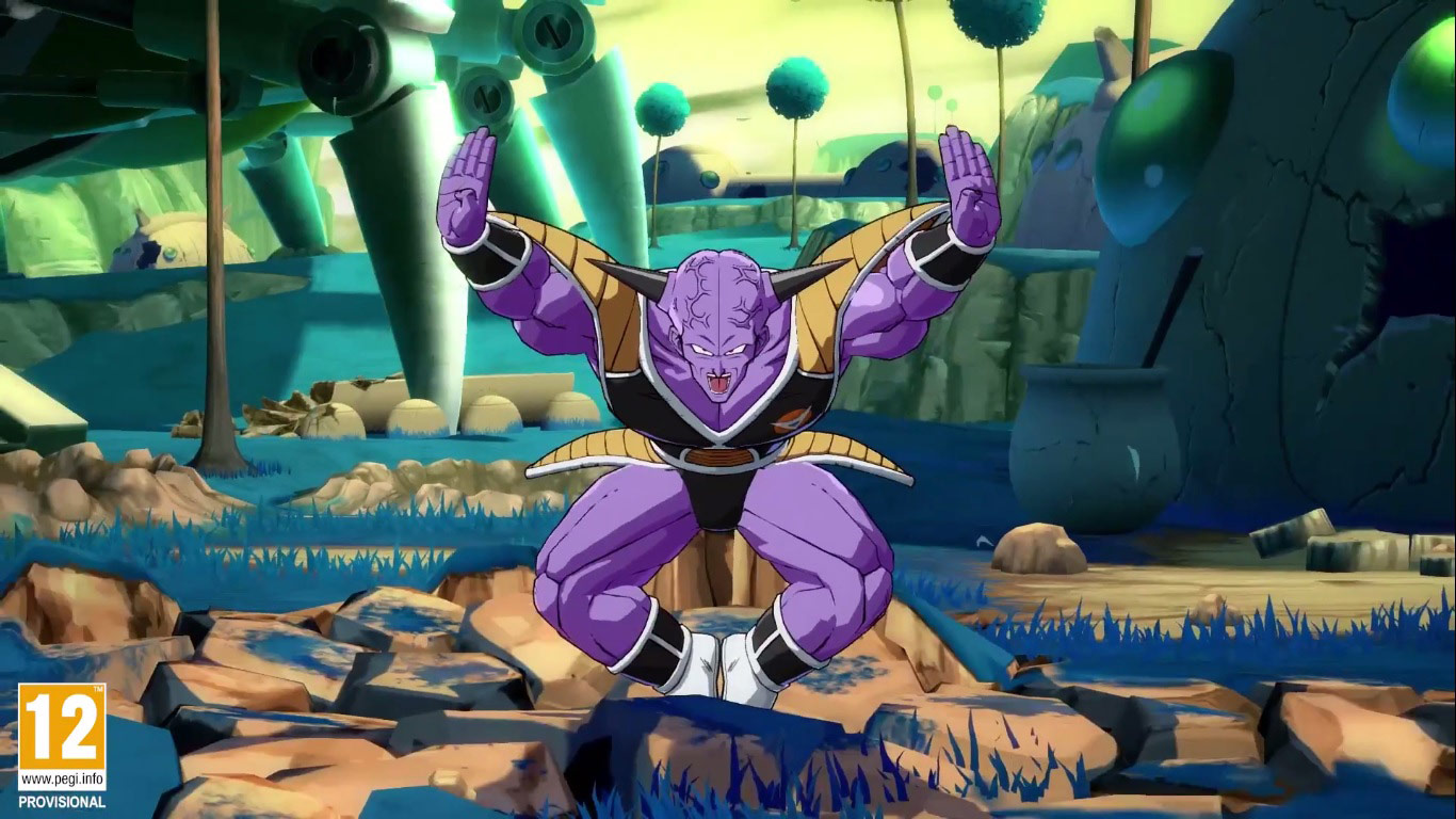 Captain Ginyu in Dragon Ball FighterZ 1 out of 6 image gallery