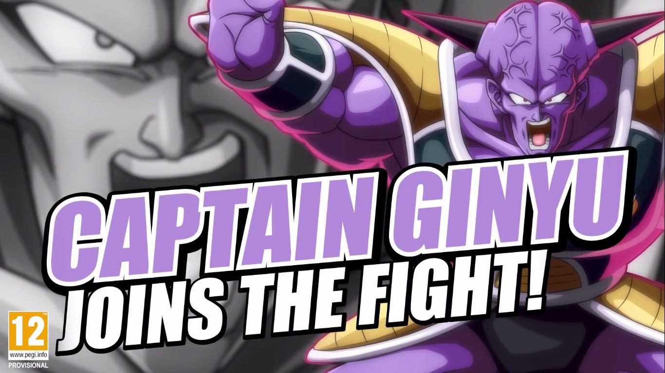 Captain Ginyu in Dragon Ball FighterZ 2 out of 6 image gallery