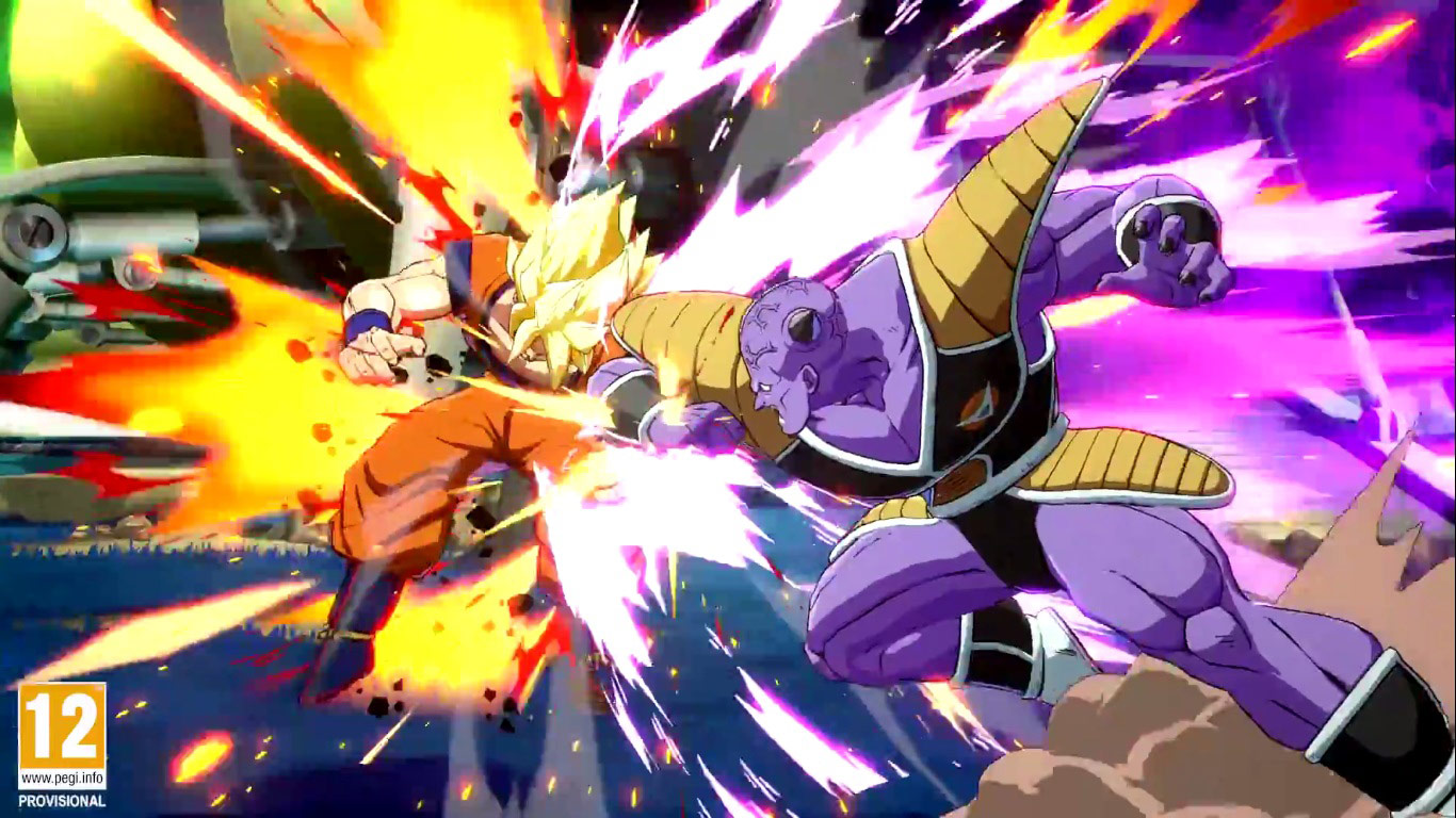 Captain Ginyu in Dragon Ball FighterZ 3 out of 6 image gallery