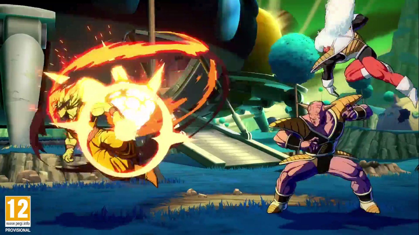 Captain Ginyu in Dragon Ball FighterZ 4 out of 6 image gallery