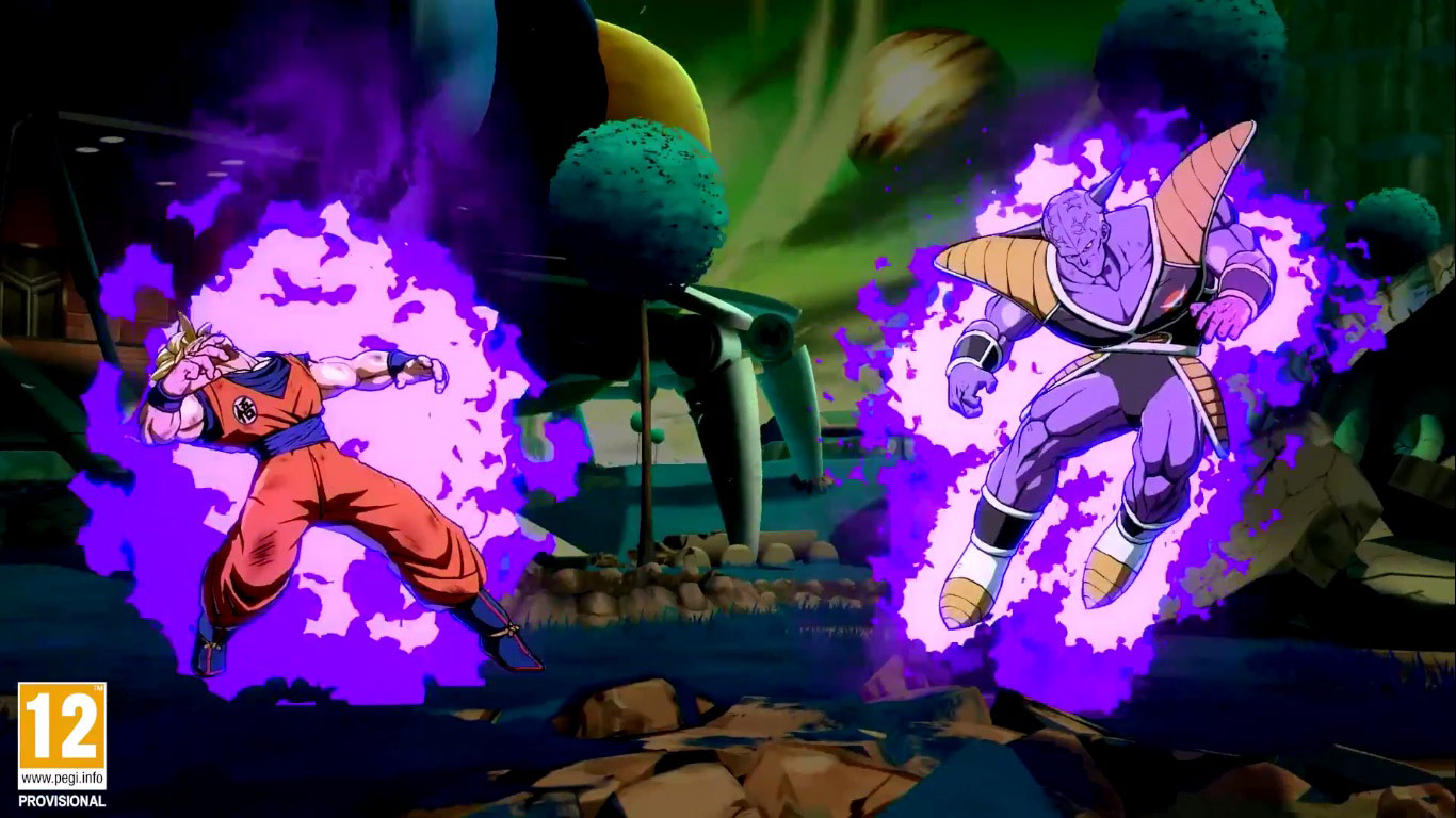 Captain Ginyu in Dragon Ball FighterZ 6 out of 6 image gallery