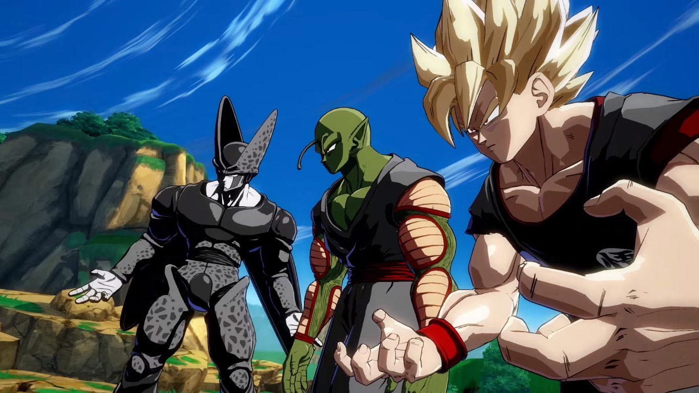 New Dragon Ball FighterZ trailer screenshots 4 out of 6 image gallery