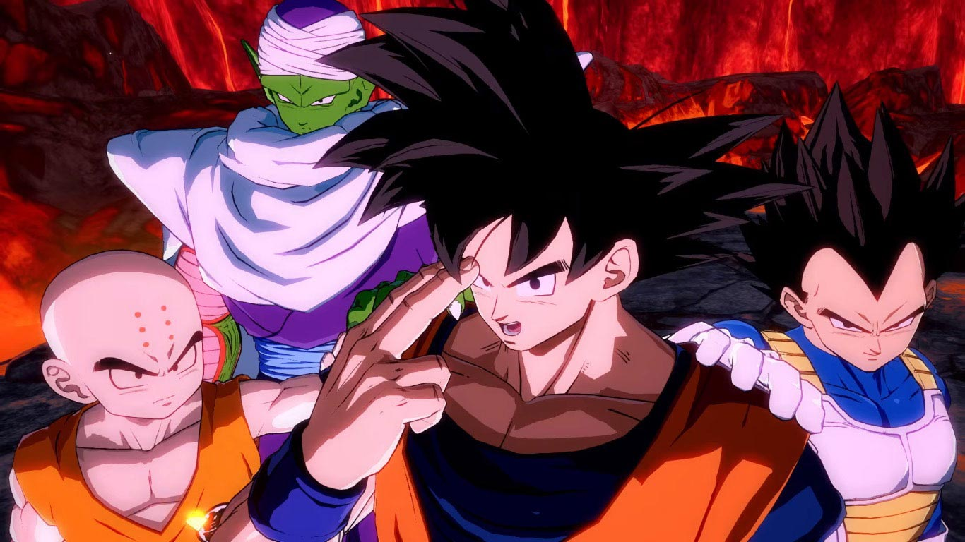 New Dragon Ball FighterZ trailer screenshots 5 out of 6 image gallery
