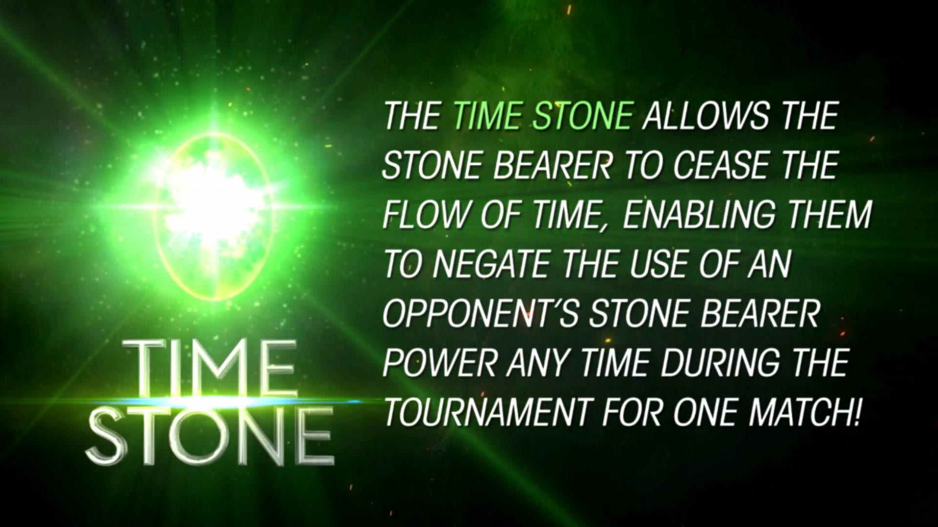 Infinity Stone Effects In Battle For The Stones 3 Out Of 6