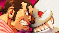 theCHAMBA's fighting game artwork image #1