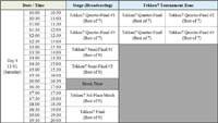 9th eSports World Championships Tekken Schedule image #1