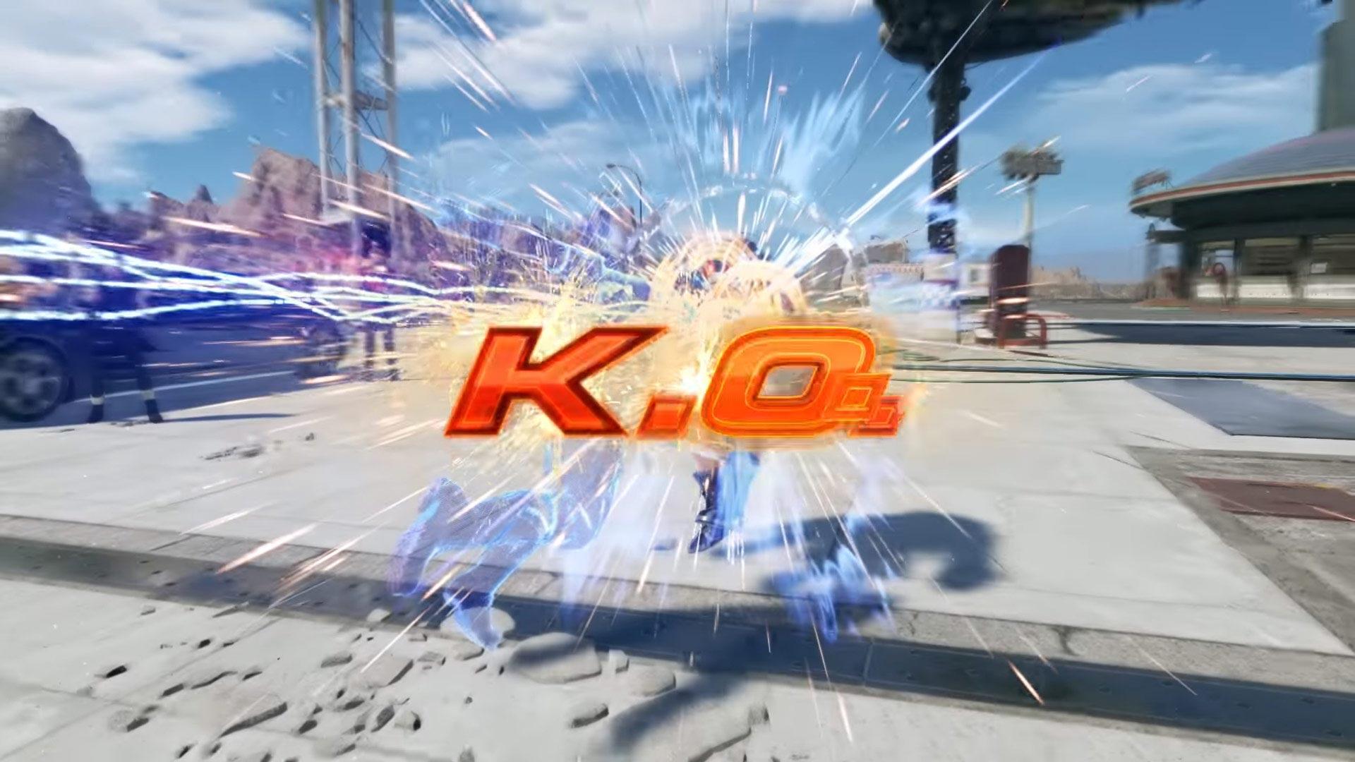 Tekken 7 Noctis Lucis Caelum Reveal Screenshots 3 out of 9 image gallery