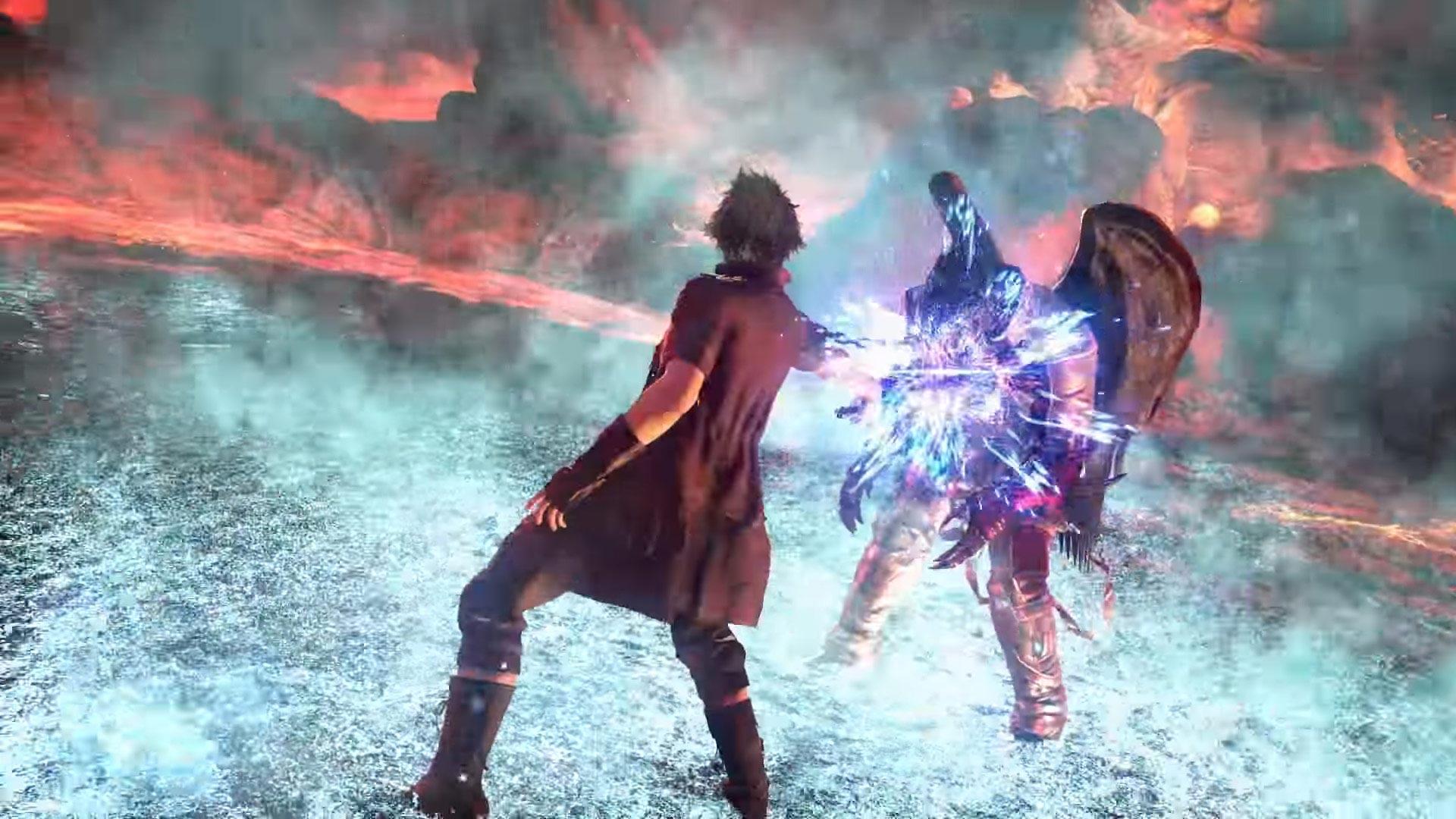 Tekken 7 Noctis Lucis Caelum Reveal Screenshots 4 out of 9 image gallery
