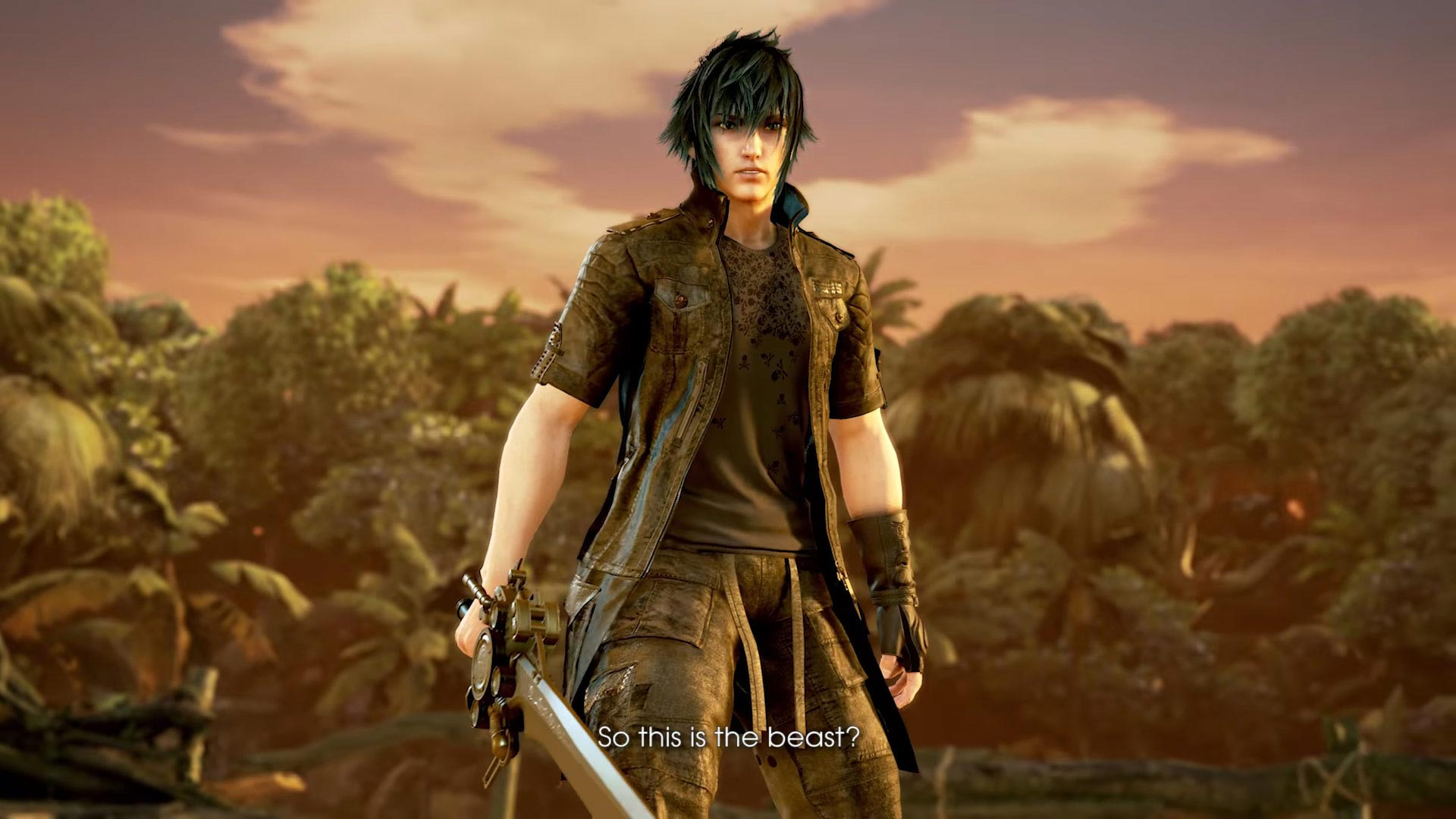 Tekken 7 Noctis Lucis Caelum Reveal Screenshots 5 out of 9 image gallery