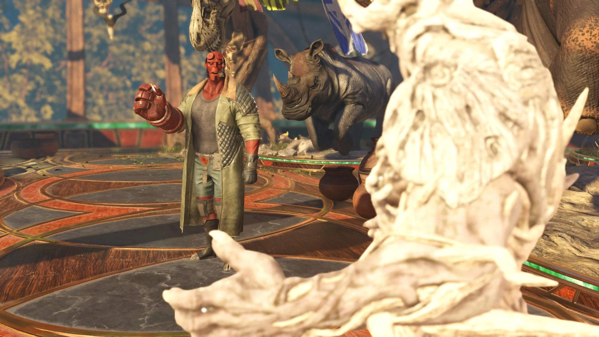 Hellboy in Injustice 2 1 out of 9 image gallery