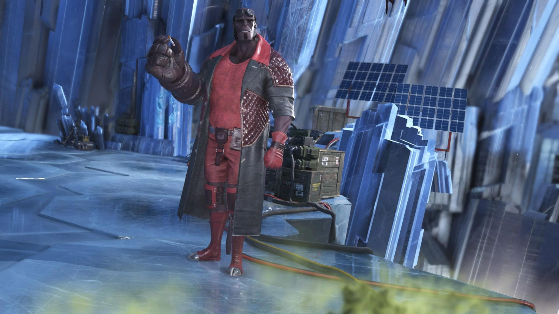 Hellboy in Injustice 2 3 out of 9 image gallery