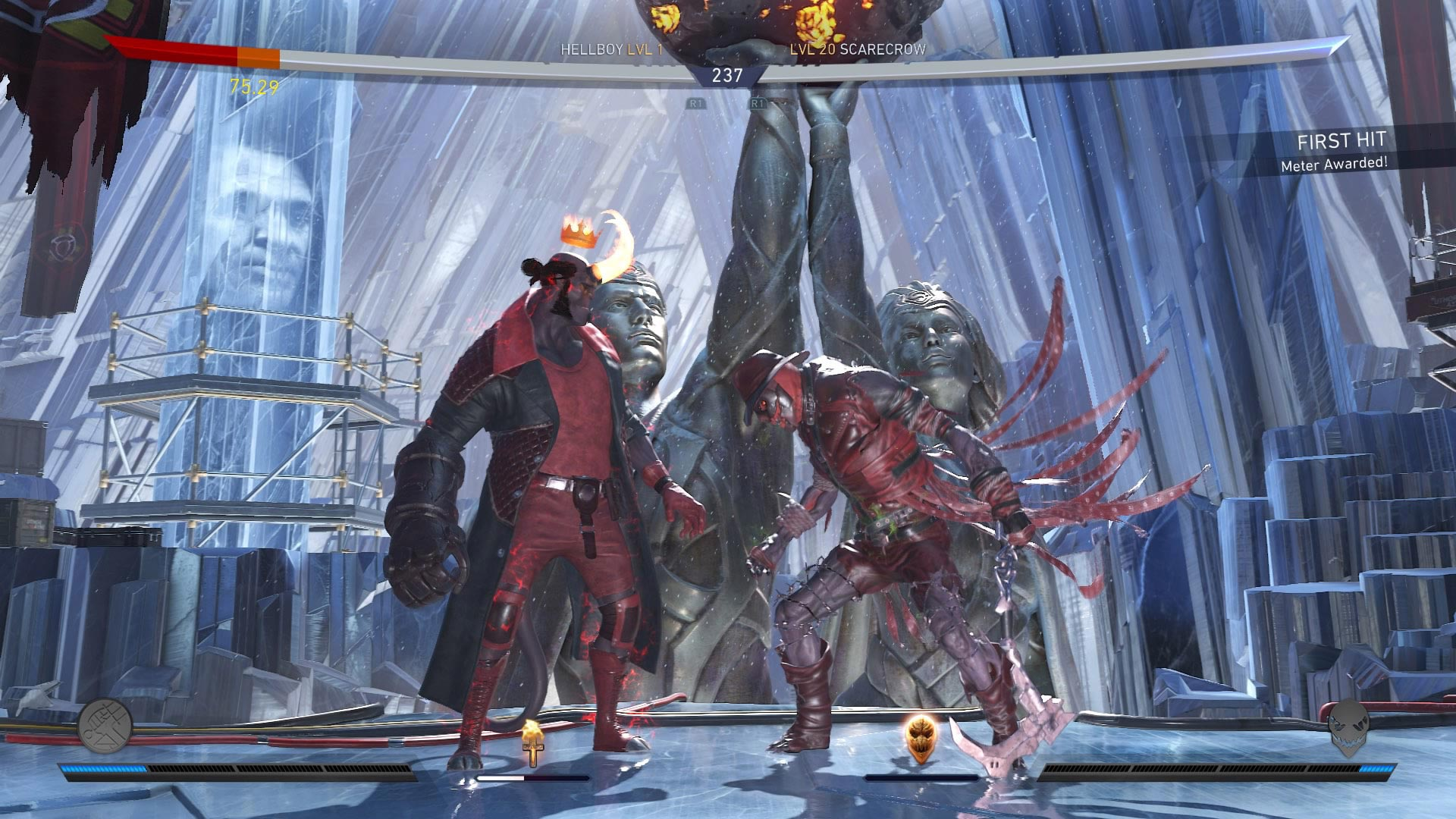 Hellboy in Injustice 2 4 out of 9 image gallery