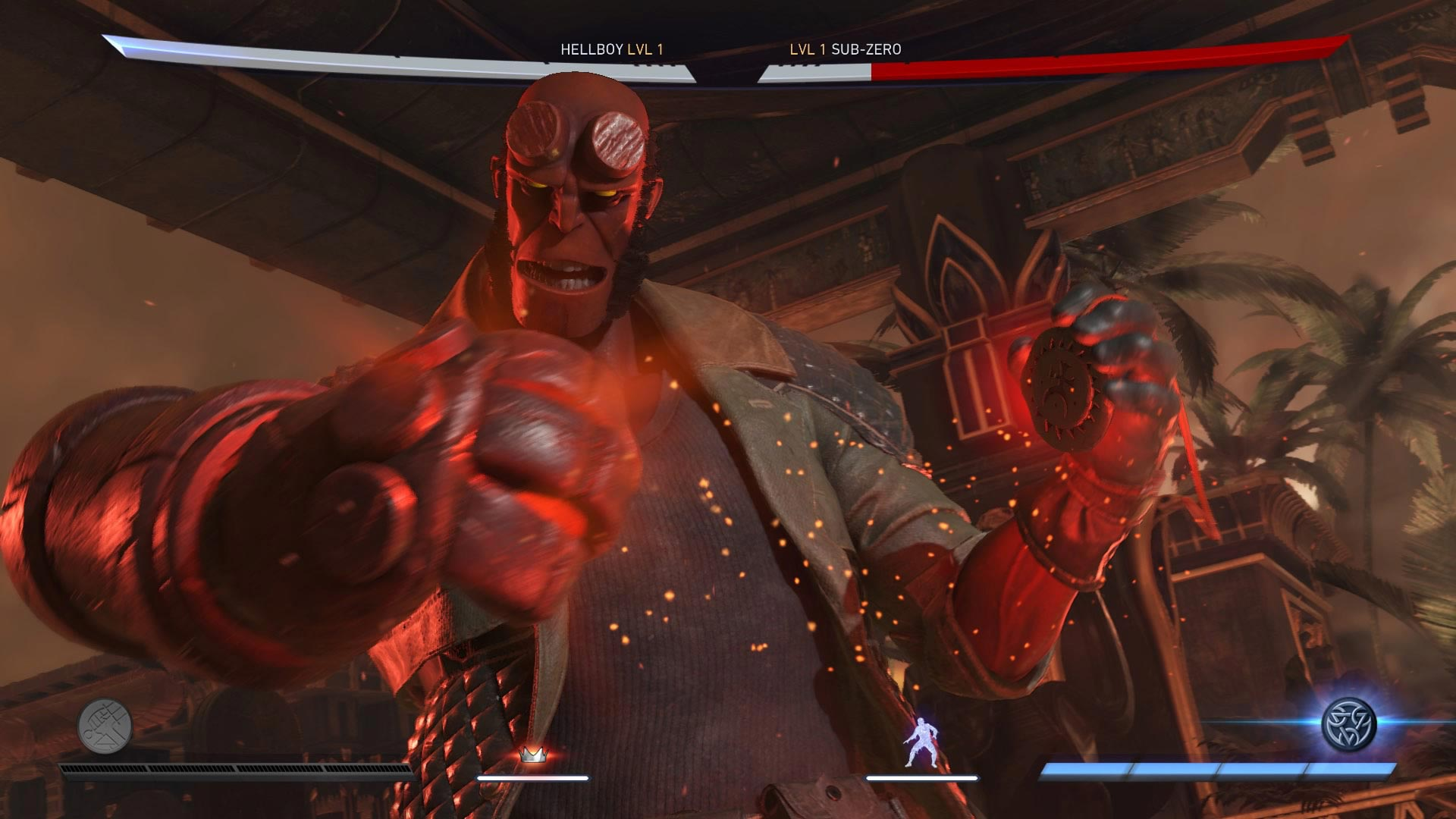 Hellboy in Injustice 2 7 out of 9 image gallery