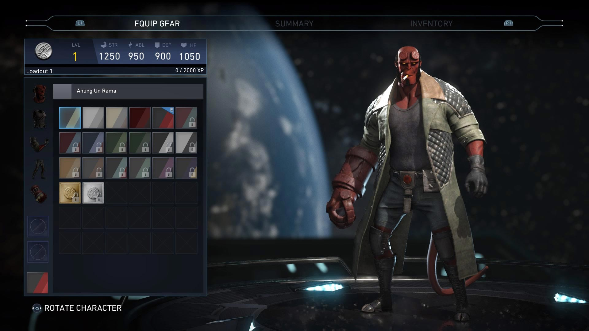 Hellboy in Injustice 2 8 out of 9 image gallery