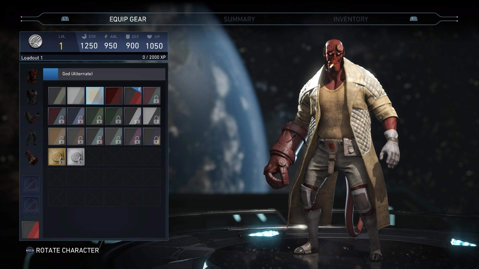 Hellboy in Injustice 2 9 out of 9 image gallery