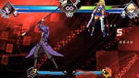 BlazBlue Cross Tag Battle - Azrael, Gordeau, and Yukiko image #1